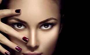 Eyelid surgery - model image 01