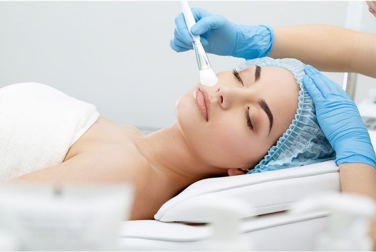 the facts about skin peels