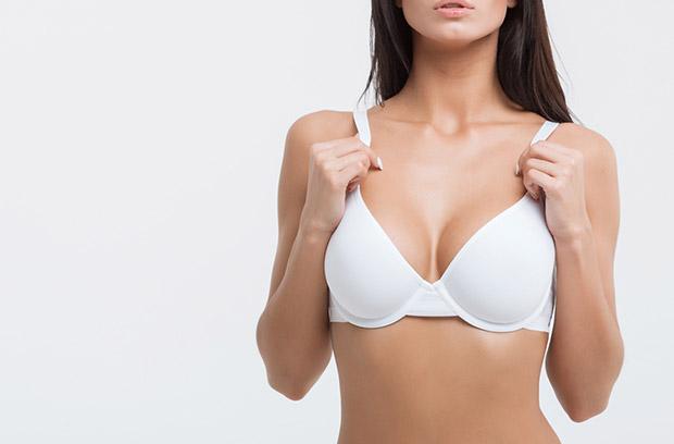 young woman model wearing bra 01