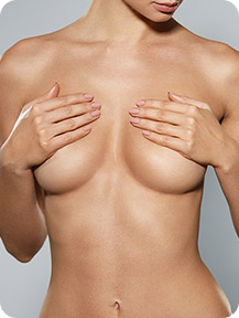 breast surgery - model image for home page